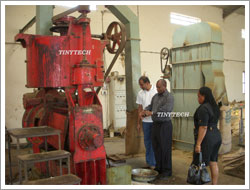 Oil Mill Expeller